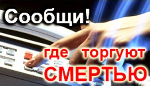 В Мурманской области стартует акция «Сообщи, где торгуют смертью!»